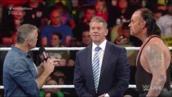 shane vince undertaker