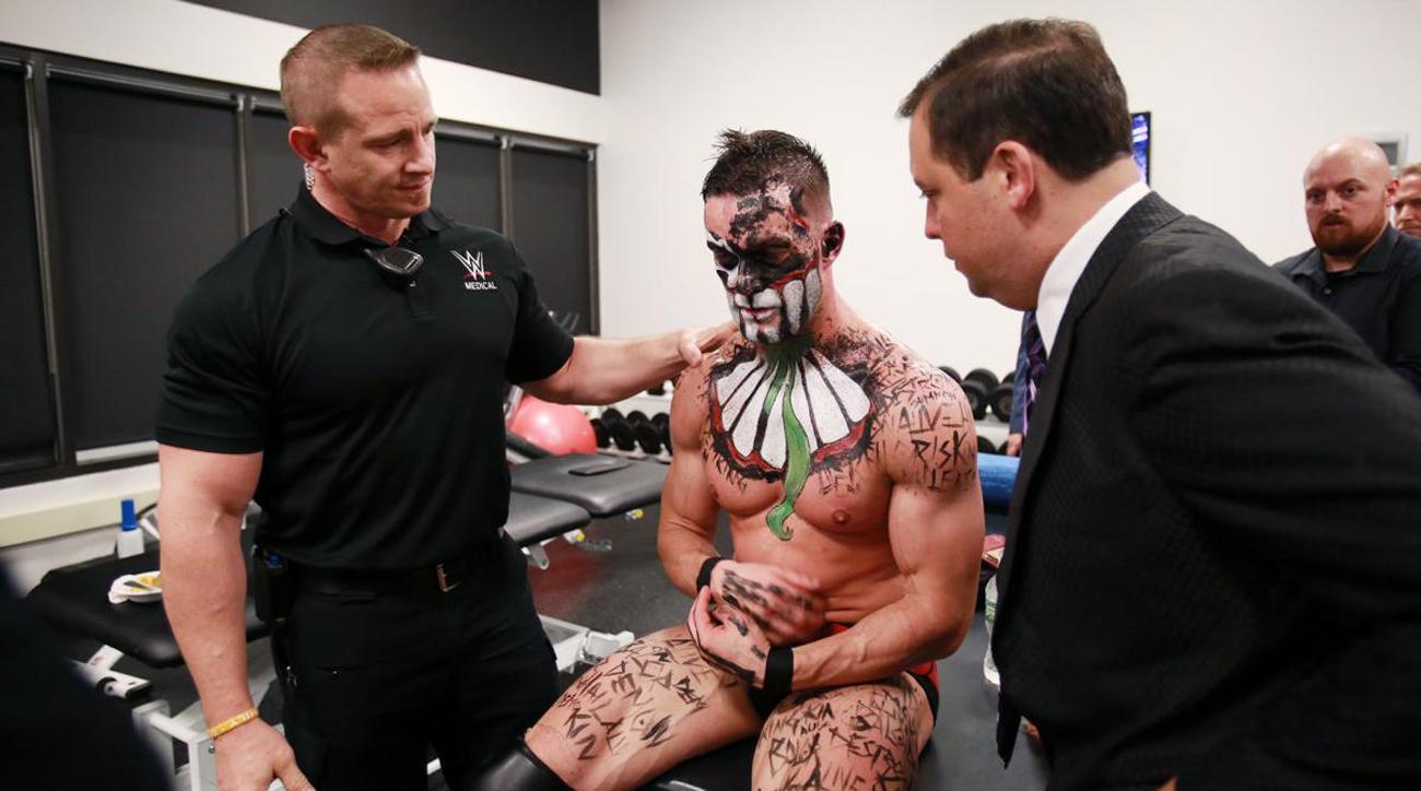 finn-balor-shoulder-injury