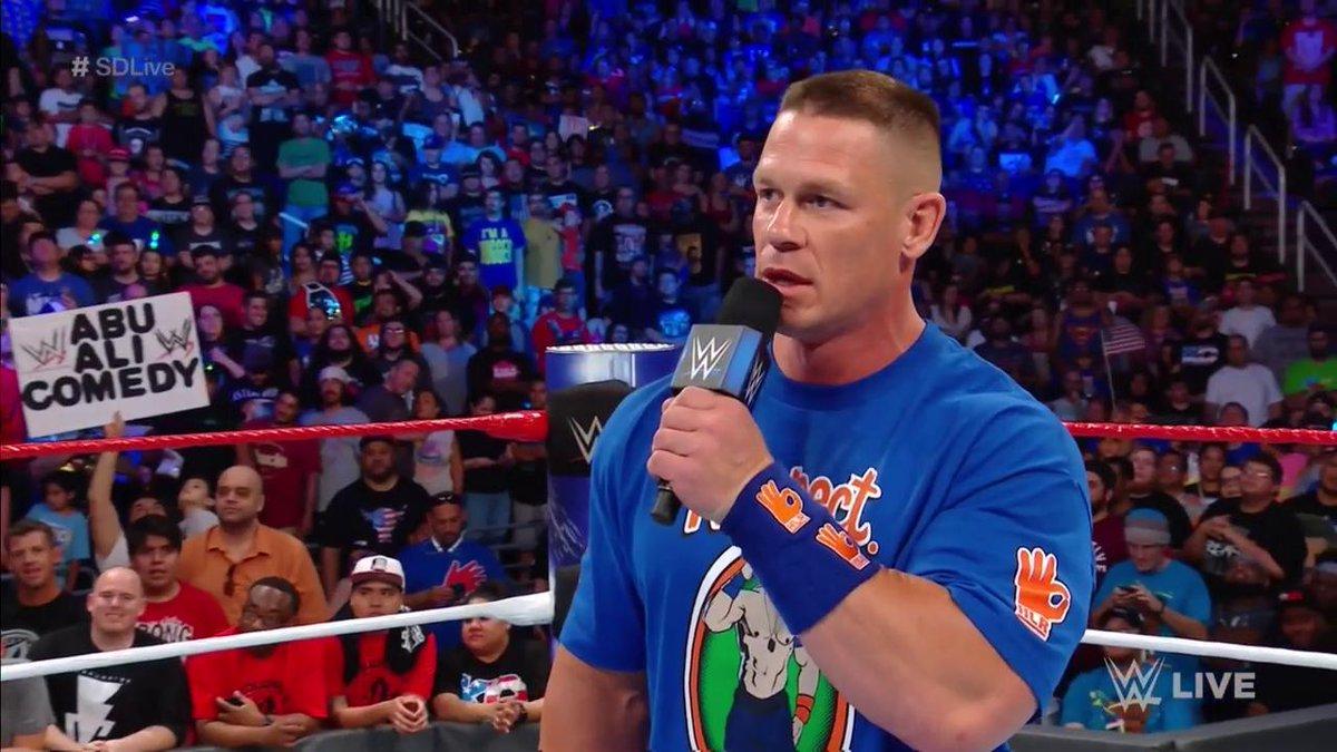 Las mejores postales del último show de la marca azul — WWE SmackDown